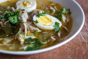 Soto Ayam + Lowlander's I.P.A = perfection