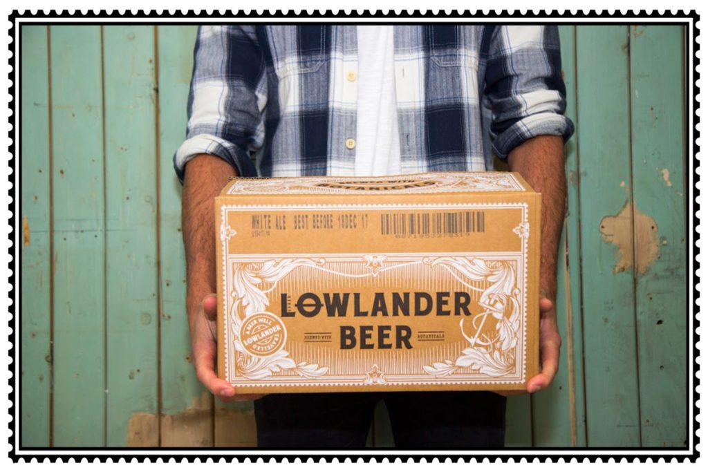 Entrepeneural intern wanted Lowlander Beer