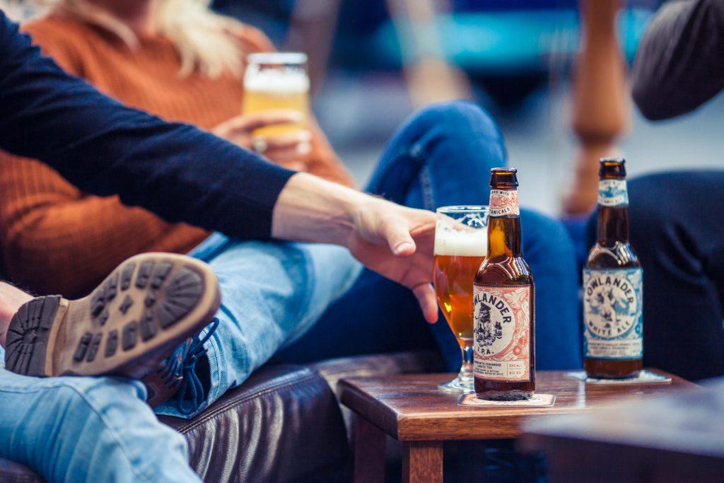 Selecting the right Lowlander Beer