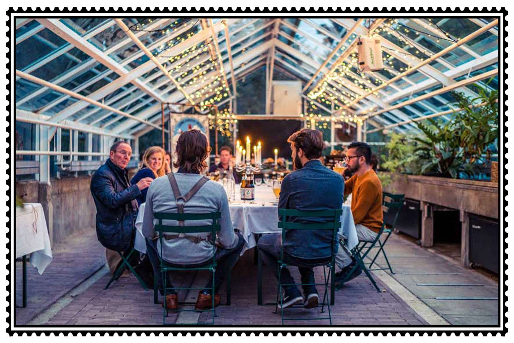Lowlander Botanical Dinner Series