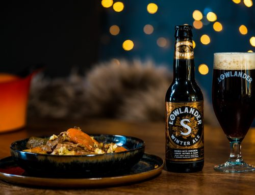 Speculaas Spiced Winter Ale Stew