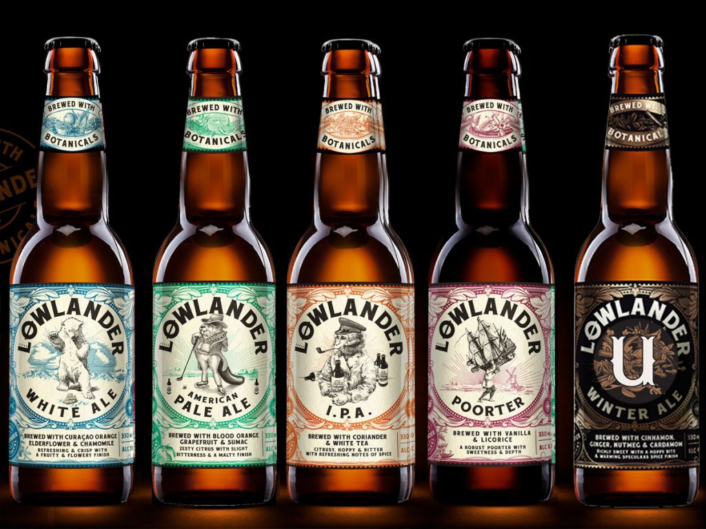 Lowlander Beer Design Drinksology