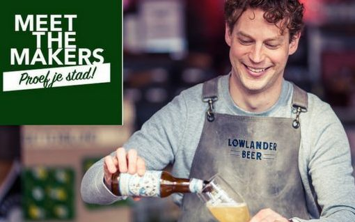 Meet the Maker Lowlander Beer