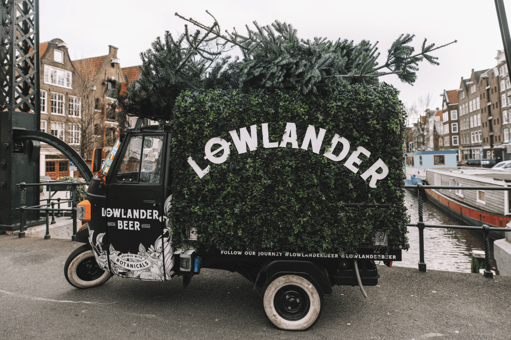 Lowlander Beer Christmas Trees