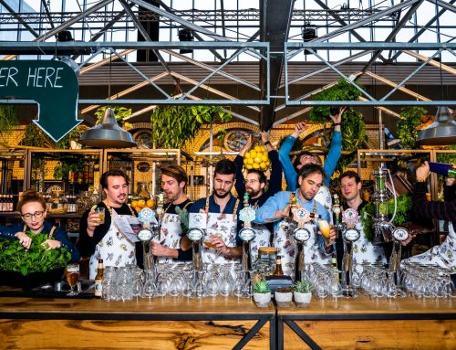 Thank You For Visiting Our Botanical Brewkitchen At Horecava!