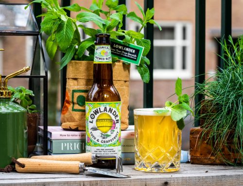 Gin Inspired Lowlander Launches Grow Your Own Initiative