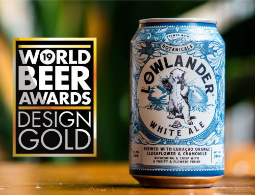Lowlander Wins 'World's Best Label Design'