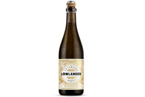 Lowlander Botanical Beers Botanical Brut bottle
