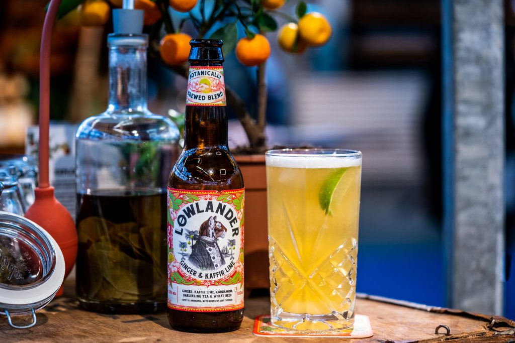 Lowlander Botanical Beers_Beertail_Ginger_Not so dark _ stormy