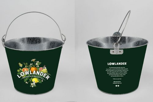 Lowlander Botanical Beers Ice Bucket