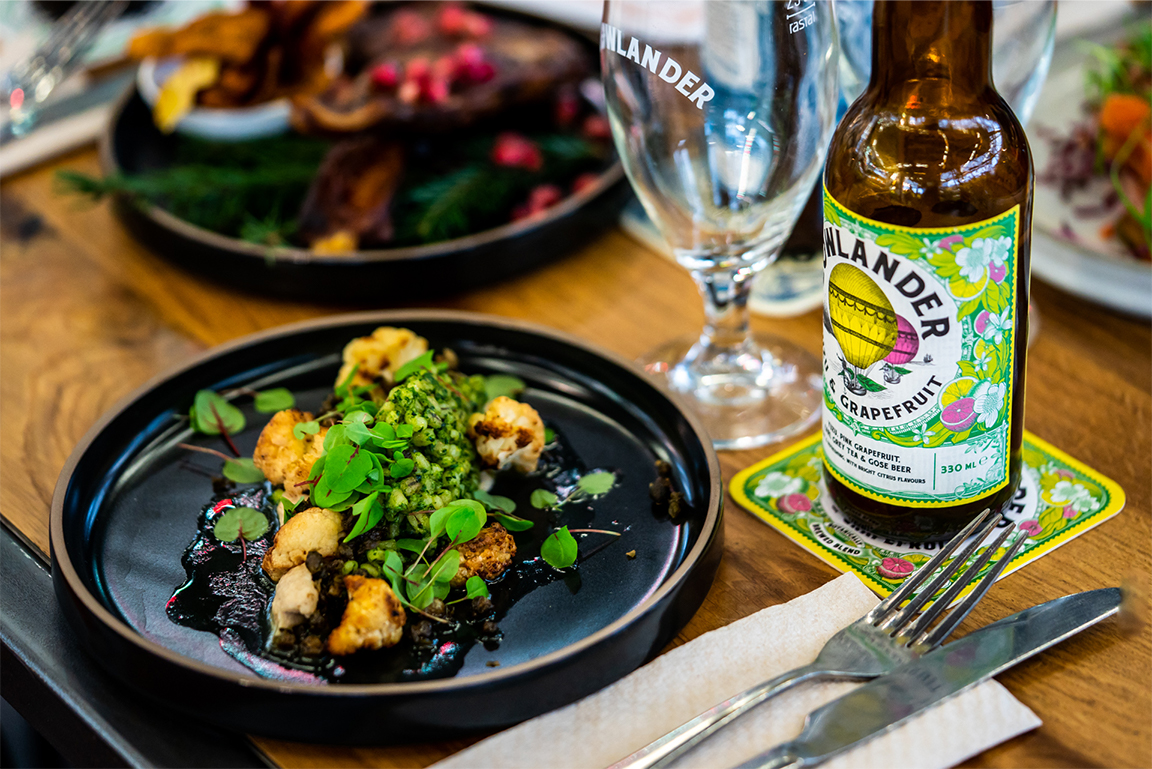 Lowlander Beer & Food Pairing launch