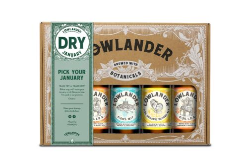 Dry January Pack