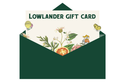 Lowlander Botanical Beer_Gift Card