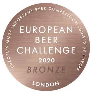 2020_European Beer Challenge_Bronze