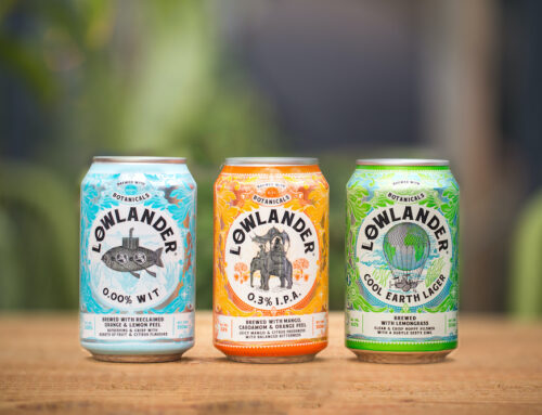 Lowlander launches at Sainsbury's as part of Taste of the Future