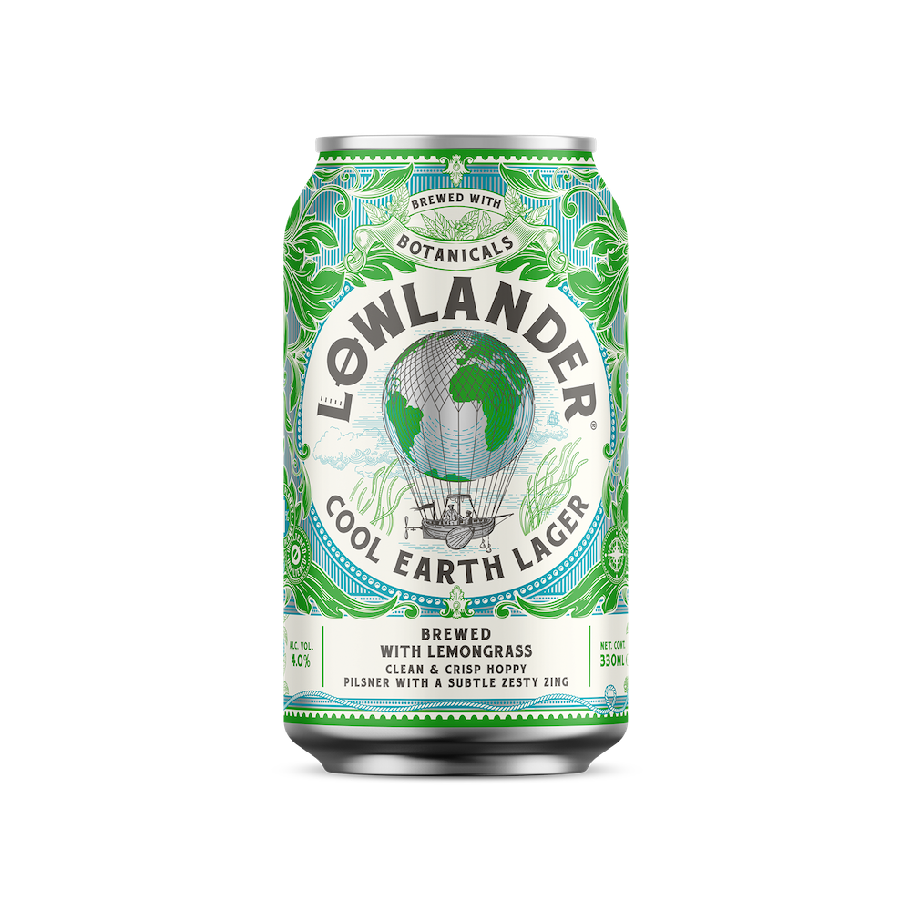 Cool Earth Lager